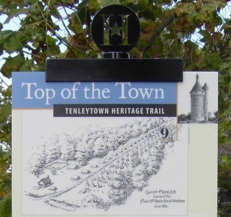 Who Built Tenleytown? Walking Tour