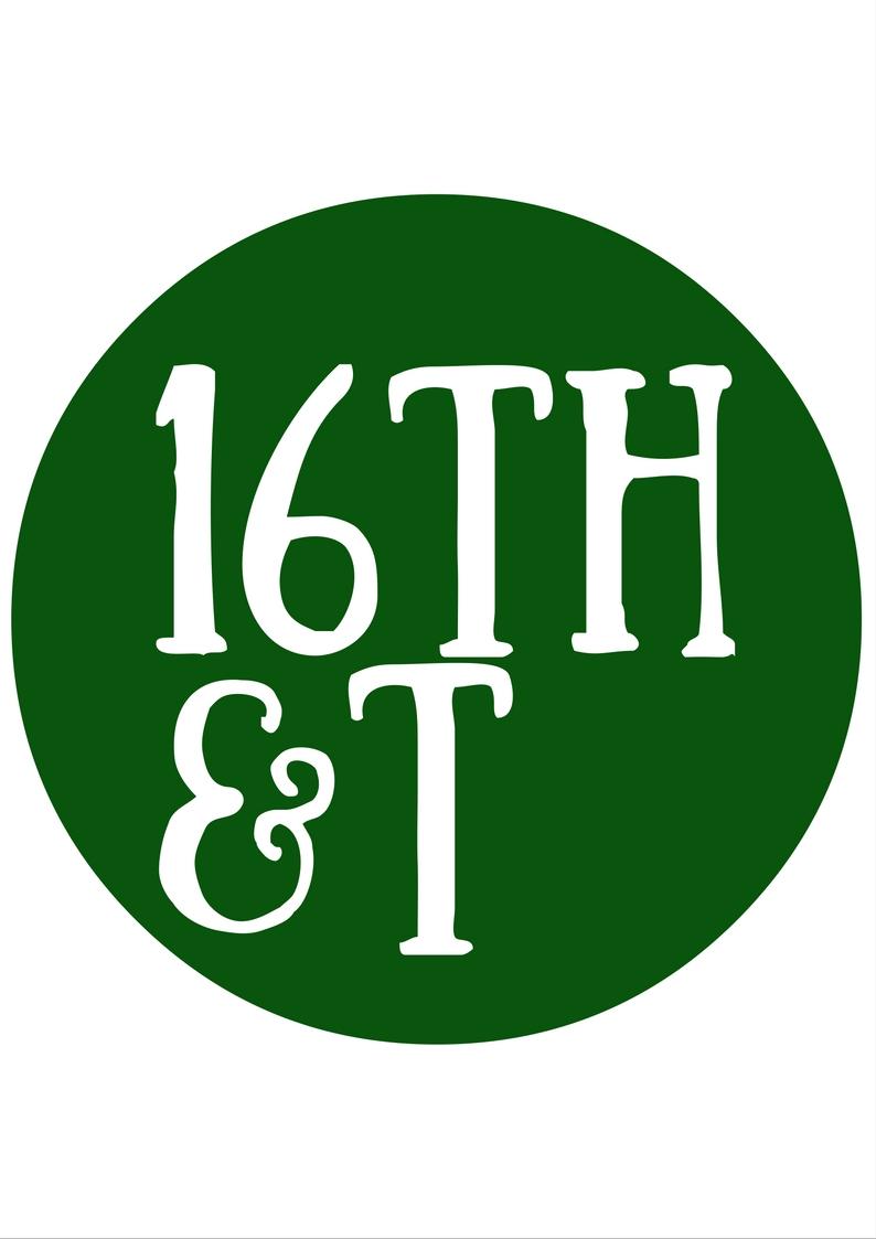 16th & T