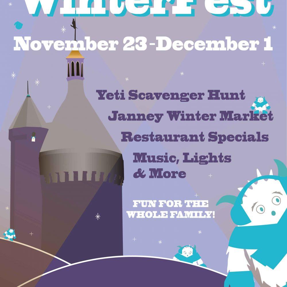 WinterFest Posters